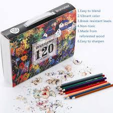 [ready stock] Brutfuner <b>48/72/120/160</b>/<b>180 Color</b> Wood <b>Oil Colored</b> ...