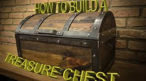 Craftling: <b>TREASURE CHEST</b> without welding - YouTube