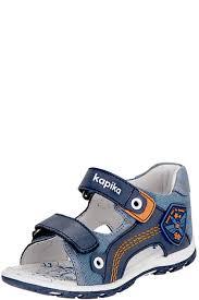 Купить <b>сандалии</b>, синей окраски для <b>мальчика</b> «<b>Kapika</b>» на ...