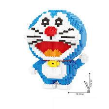 <b>hot LegoINGlys creators classic</b> japan Anime Robot blue cat ...