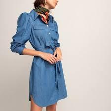 Джинсовое <b>платье La Redoute</b> Collections купить в каталоге ...
