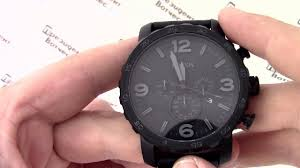 <b>Часы Fossil JR1354</b> - видео обзор от PresidentWatches.Ru ...
