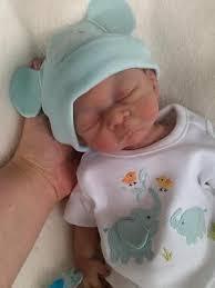 <b>Full body soft silicone</b> preemie baby doll, Isaac / Bowden LE ...