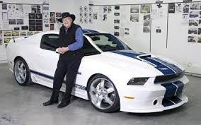 Auto legend Carroll Shelby, father of Cobra, dies