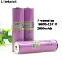 <b>Liitokala</b> ICR-26F 2600mAh
