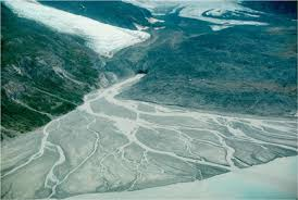 Image result for outwash plain and eskers