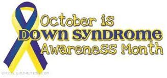 Image result for down syndrome awareness month