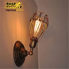 industrial retro sconces wireless wall lamp vintage indoor modern lighting for bedroom living roomchina aliexpresscom buy vintage industrial lighting modern