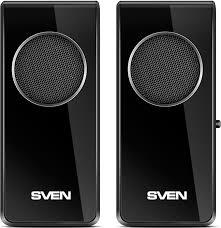 <b>Колонка</b> для компьютера или ноутбука <b>Sven 314</b> (черный)