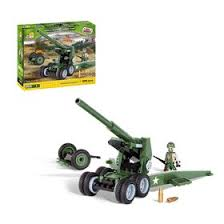 <b>Конструктор Cobi</b> Small Army 2369 155 mm Gun M1 <b>Long</b> Tom ...