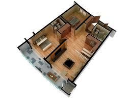 d model of floor plan doll house d floor plan doll house view   render   jpg