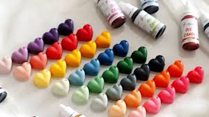 MyFlavor Oil <b>Candy color</b> VS. normal food colouring #myediblecolor