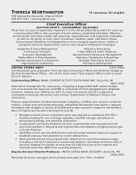 government jobs resume example military resume example