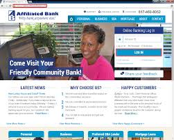 affiliated bank online banking sign in com online affiliated bank online banking login 1