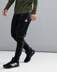 Черные спортивные <b>штаны adidas Tango</b> Football BR1523   ASOS