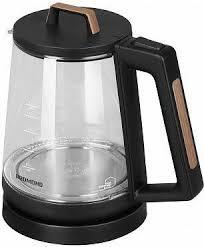 Купить <b>Чайник</b> электрический <b>REDMOND RK</b>-<b>G190</b>, черный и ...