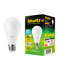 <b>Лампочка SHOLTZ</b> LOB4141, Теплый белый свет, E27, 16 Вт ...
