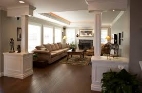 living room traditional living room beautiful living room pillar