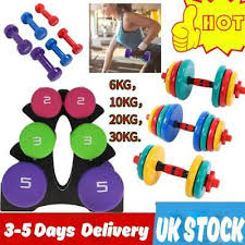 6KG10/<b>20KG/30KG</b> DUMBBELL SET with Stand | <b>Free</b> Weights ...