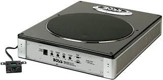 BOSS Audio Systems BASS1200 10-Inch Low Profile ... - Amazon.com