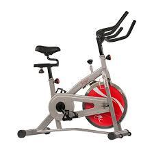 Chain Drive Indoor Cycling Bike <b>Exercise Bike</b> w/ <b>LCD</b> Monitor