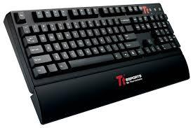 <b>Клавиатура Tt</b> eSPORTS by <b>Thermaltake</b> Mechanical Gaming ...