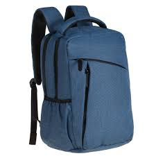 <b>Рюкзак</b> для ноутбука <b>Burst</b>, синий (артикул <b>4348.40</b>) - Проект 111