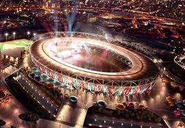 Lodon, 2012, Olympics, stadium