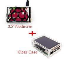3,5-дюймовый TFT ЖК-<b>дисплей</b>, сенсорный экран, <b>монитор для</b> ...