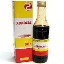<b>Холосас сироп 300 г</b> 215 мл №1, Алтайвитамины ЗАО