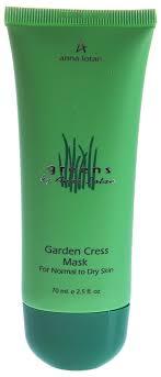 <b>ANNA LOTAN</b> Маска Кресс-салат / Garden Cress Anti Stress Mask ...