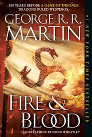 <b>Fire & Blood</b> - Random House Books