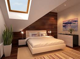 View In Gallery Cozy Minimalist Bedroom The Attic With A Skylight