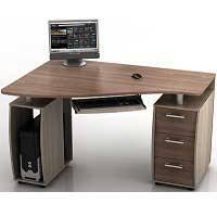 <b>Компьютерный стол Coaster</b>-<b>7</b> угловой
