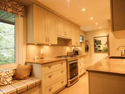 Contemporary Galley Kitchen Galley Kitchen Remodeling Pictures Ideas Tips From Hgtv Hgtv
