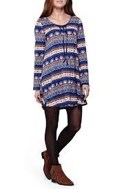 синее короткое платье свободного кроя | Модные стили, Платья ...