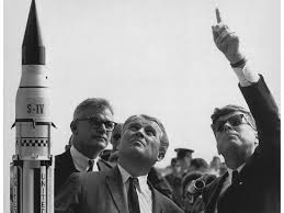 excerpt special message to the congress on urgent national needs president kennedy at cape canaveral