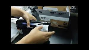 Инструкция по установке <b>CE285A</b> Цифровой квадрат - YouTube