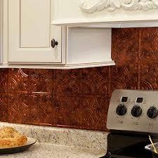 copper tile backsplash for kitchen copper backsplash  copper kitchen backsplash ideas  la