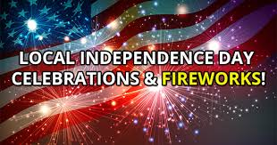 Dayton Ohio Independence Day Celebrations & Fireworks 2017