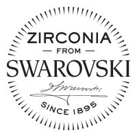 <b>Серьги</b> из <b>белого</b> золота со Swarovski Zirconia <b>SOKOLOV</b> ...