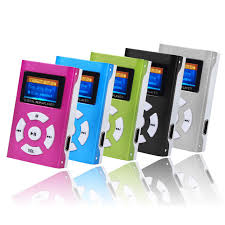 D3 USB Mini MP3 Player LCD Screen Support 32GB <b>Micro SD TF</b> ...