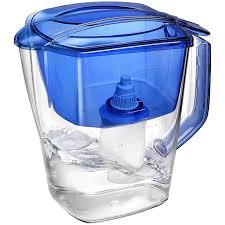 """Кувшин-<b>фильтр для воды Барьер</b> """"Гранд"""" индиго, с картриджем ..."""