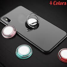 <b>1Pcs Universal</b> 360 Mini Finger Ring <b>Cell Phone</b> Holder Stand ...