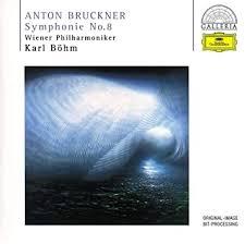 Anton <b>Bruckner, Karl Bohm</b>, Vienna Philharmonic Orchestra ...