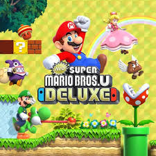 <b>New Super Mario</b> Bros. U Deluxe Switch Release Date - Play ...