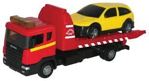 Купить Набор <b>машин Autogrand</b> Scania Tow Truck с <b>машинкой</b> ...