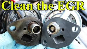 How to Clean and <b>Replace</b> an <b>EGR Valve</b> P0400 - YouTube