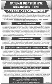 national disaster management authority jobs 2017 latest official advertisement for national disaster management authority jobs 2017 latest