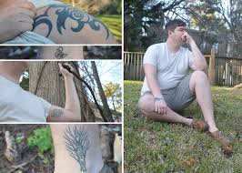 tattooed youth prism mick schulz a 22 year old student getting his masters in public affairs